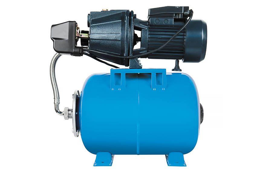 автоматическая подача воды